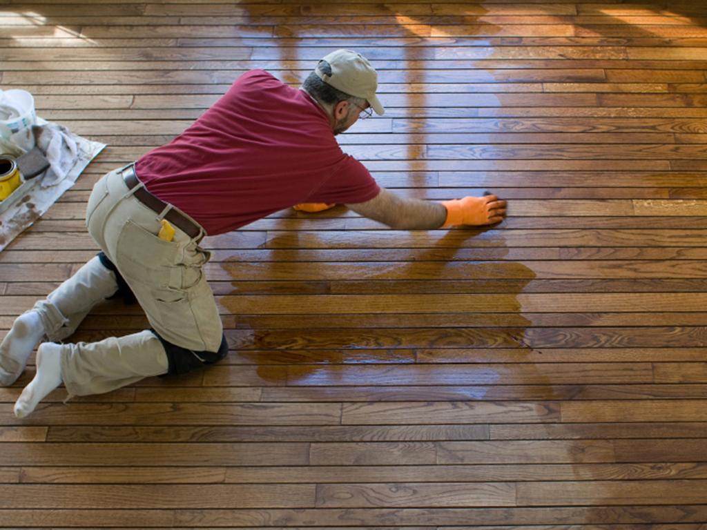 Hardwood Refinishing Service | Fabulous