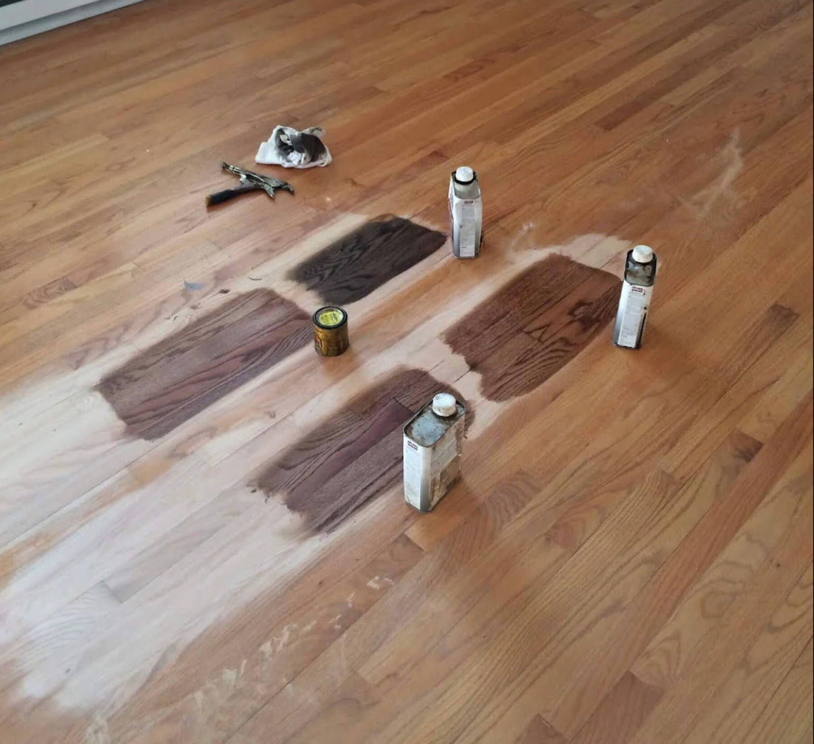 Stain Colors Fabulous Floors Akron
